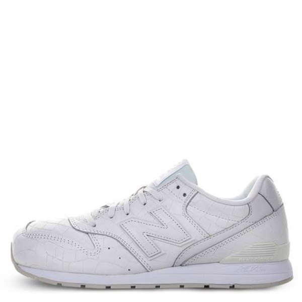 【EST S】New Balance MRL996MF 皮革 鱷魚紋 復古 慢跑鞋 男鞋 白 G1018 0