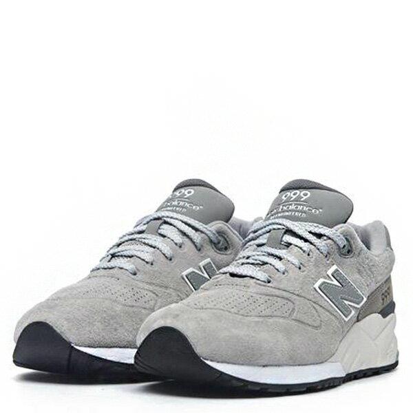 【EST S】New Balance MRL999AG 麂皮 無縫線 鋼印 慢跑鞋 男鞋 元祖灰 G1018 1