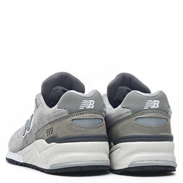 【EST S】New Balance MRL999AG 麂皮 無縫線 鋼印 慢跑鞋 男鞋 元祖灰 G1018 2