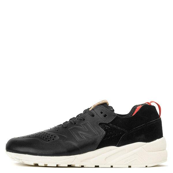 【EST S】New Balance MRT580DK 麂皮 皮革 無縫線 慢跑鞋 男鞋 黑 G1018 0