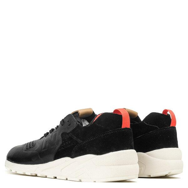 【EST S】New Balance MRT580DK 麂皮 皮革 無縫線 慢跑鞋 男鞋 黑 G1018 2