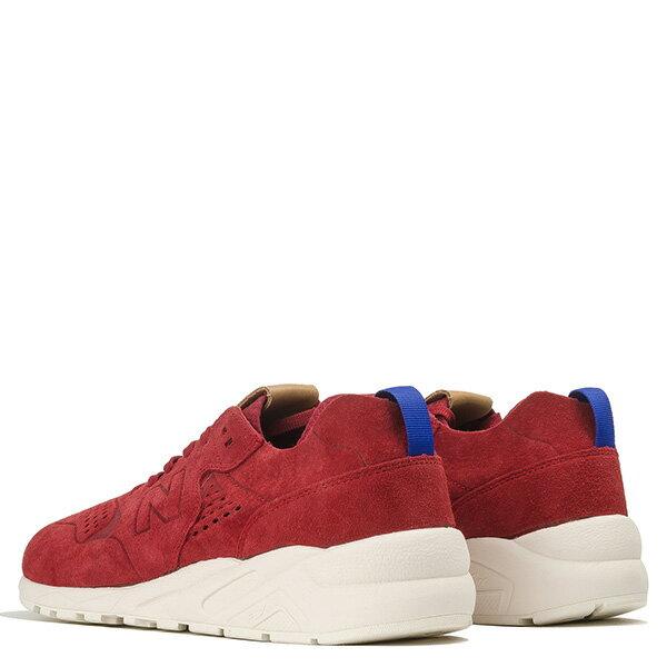 【EST S】New Balance MRT580DR 麂皮 皮革 無縫線 慢跑鞋 男鞋 紅 G1018 2