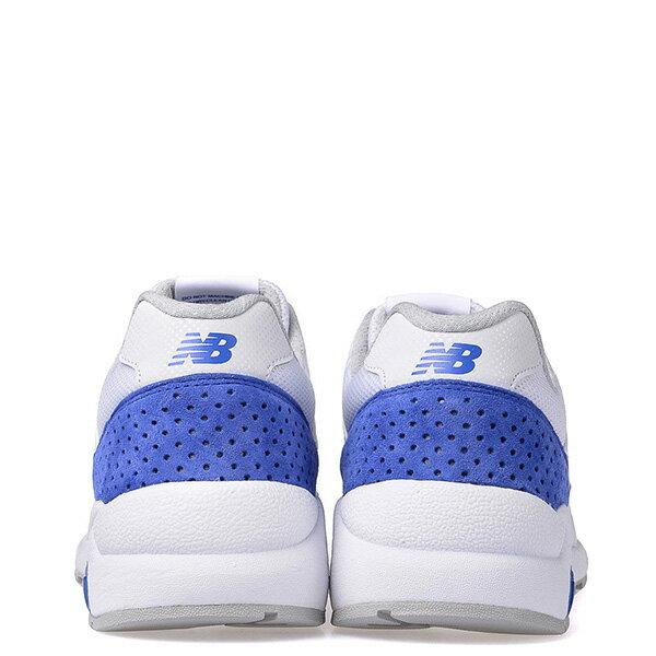 【EST S】New Balance MRT580MJ 麂皮 彩虹鞋墊 復古 慢跑鞋 男鞋 白藍 G1018 2