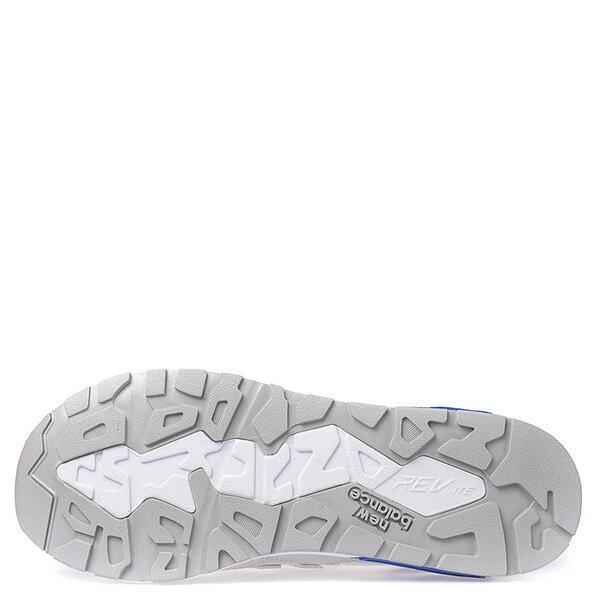 【EST S】New Balance MRT580MJ 麂皮 彩虹鞋墊 復古 慢跑鞋 男鞋 白藍 G1018 4