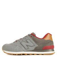 New Balance 美國慢跑鞋/跑步鞋推薦【EST S】New Balance 574系列 ML574NEB D楦 復古慢跑鞋 灰 男鞋 G1125