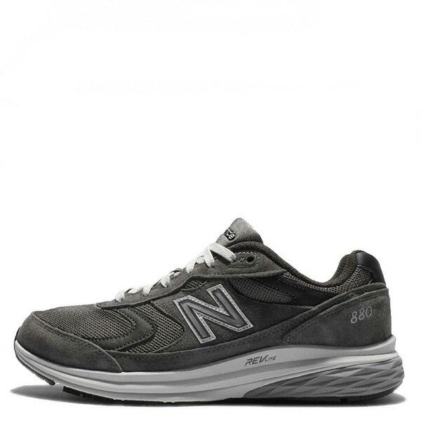 【EST S】New Balance 880系列 MW880SG3 2E寬楦 輕量健走鞋 鐵灰 男鞋 G1125