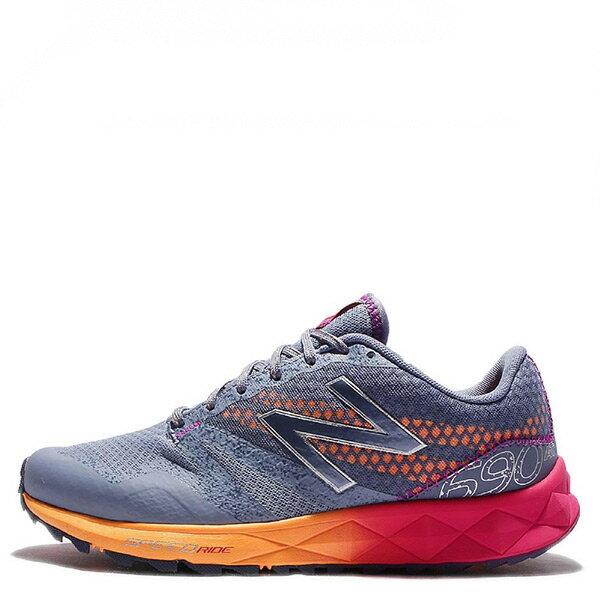 【EST S】New Balance 690系列 WT690RG1 D楦 輕量越野跑鞋 灰彩虹 女鞋 G1125
