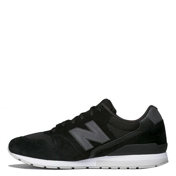 【EST S】New Balance MRL996JN 996 復古 麂皮 慢跑鞋 男女鞋 黑灰 H0516