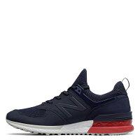父親節禮物推薦【EST S】New Balance MS574SCO MS574 復古 慢跑鞋 男鞋 藍紅白 H1012