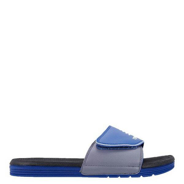 【EST S】New Balance U3006CBD 魔鬼氈 運動 拖鞋 男女鞋 黑藍 H0418