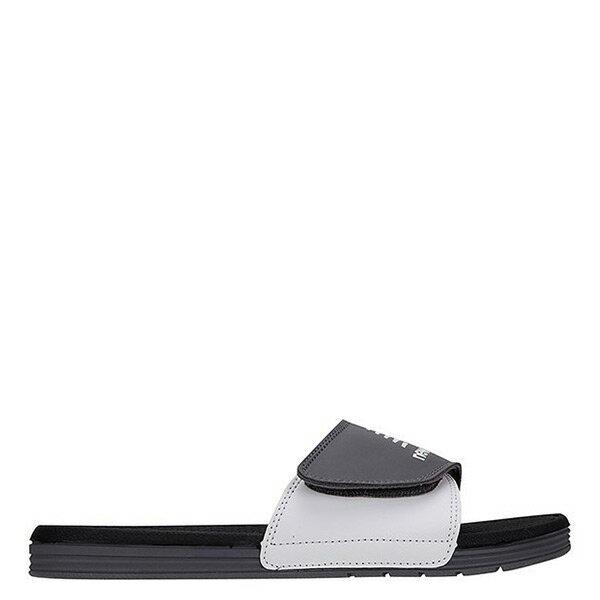 【EST S】New Balance U3006CBD 魔鬼氈 運動 拖鞋 男女鞋 灰白黑 H0418