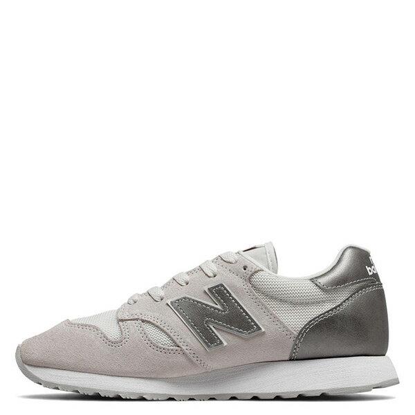 【EST S】New Balance WL520SNA 520 麂皮 慢跑鞋 女鞋 奶茶灰 灰銀 H1012