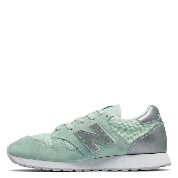 【EST S】New Balance WL520SNA 520 麂皮 慢跑鞋 女鞋 蒂芬妮綠 H1012