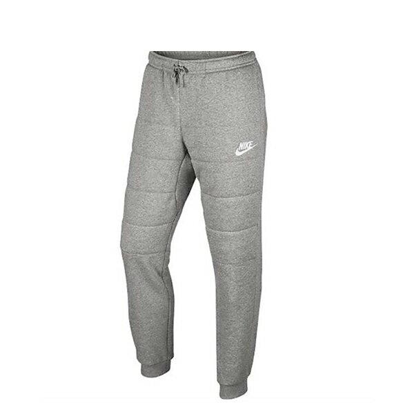 【EST S】Nike Nsw Jogger Flc Ssnl 811345-063 厚 束口褲 灰 G1117