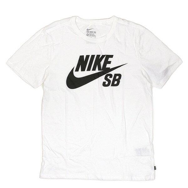 【EST S】Nike Sb Dri Fit 大Logo 821947-100 排汗 運動 短Tee白 G1205