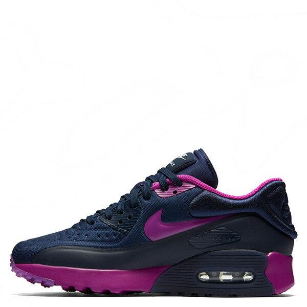 【EST S】Nike Air Max 90 Ultra Se 844600-400 慢跑鞋 藍紫 大童鞋 G1116