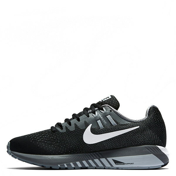 【EST S】Nike Air Zoom Structure 20 849577 003 慢跑鞋 黑灰 女鞋 G1116