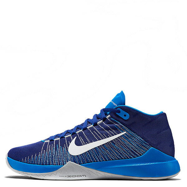 【EST S】Nike Zoom Ascention 856575-400 籃球鞋 深藍 男鞋 G1116
