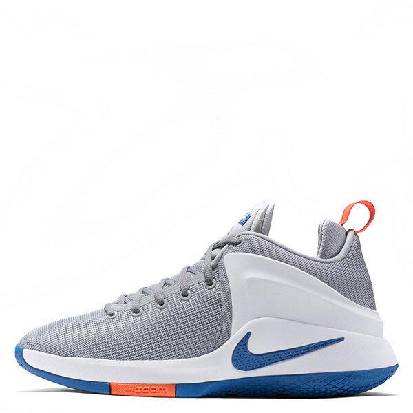 【EST S】Nike Zoom Witness Ep 884277-004 籃球鞋 白灰 男鞋 G1116