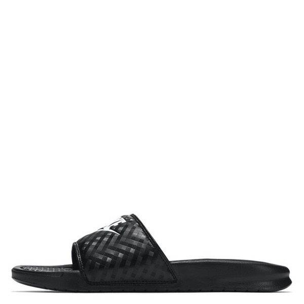 【EST S】Nike Wmns Benassi Swoosh 343881-011 菱紋 拖鞋 女鞋 H0516【12/1-31 單筆滿2000結帳輸入序號 XmasGift-outdoor 再折↘..