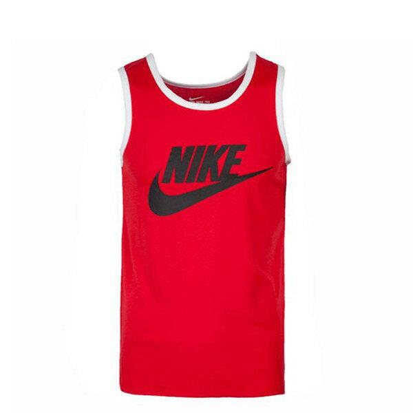 【EST S】Nike Ace Logo Tank 779235-657 運動 背心 紅黑 H0608