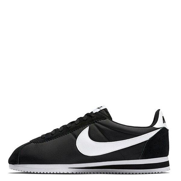 【EST S】Nike Classic Cortez Nylon 807472-011 阿甘鞋 黑白 H0511