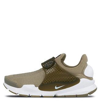 【EST S】Nike Sock Dart Jacquard 819686-200 襪套 慢跑鞋 卡其 男女鞋 H0809
