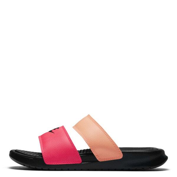 【EST S】Nike Benassi Duo Ultra Slide 819717-602 桃橘 拖鞋 女鞋 H0608