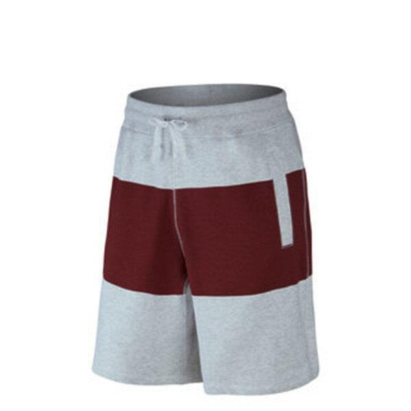 【EST S】Nike SB Everett Shorts 829498-051 運動 短褲 灰紅 H0602