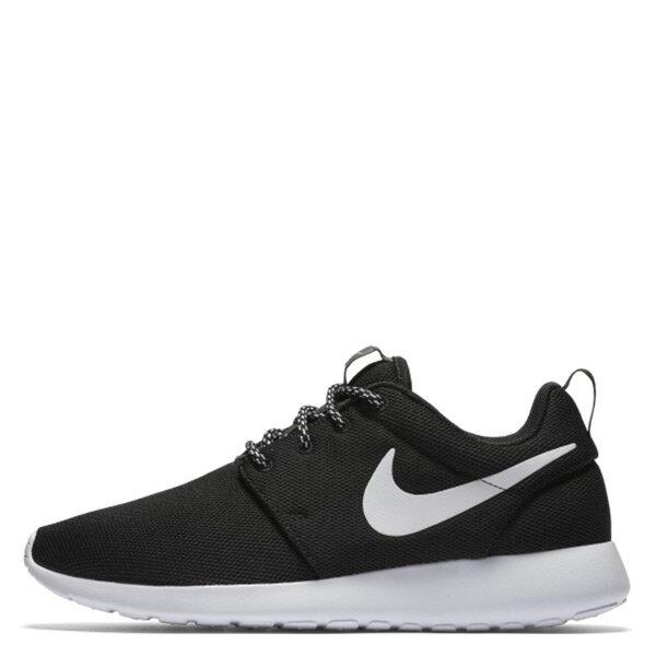 【ESTS】NikeWmnsRosheOne844994-002輕量慢跑鞋黑白女鞋H0809