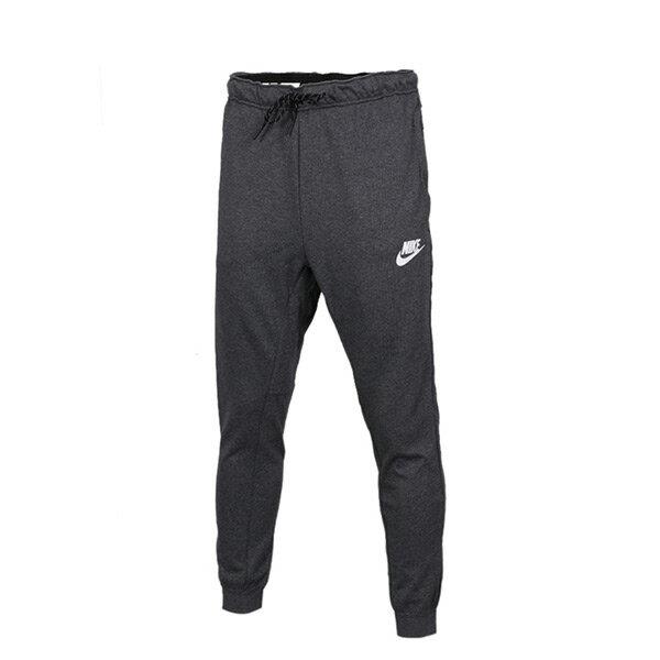 【EST S】Nike Nsw Slim Fit 861747-071 棉質 運動 長褲 深灰 H1020