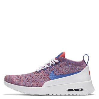 【EST S】Nike Air Max Thea Ultra Flyknit 881175-100 彩虹 編織 慢跑鞋 H0809