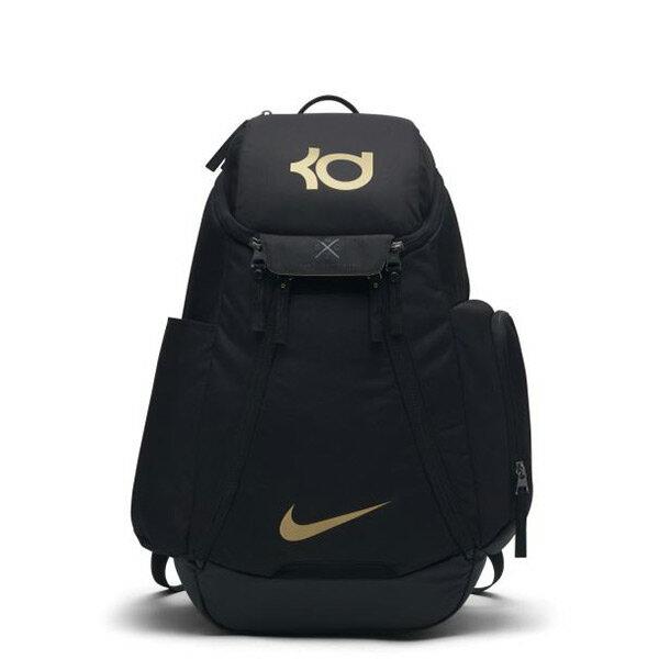 【EST S】Nike KD Max Air BA5394-011 大容量 運動 後背包 黑金 H0721