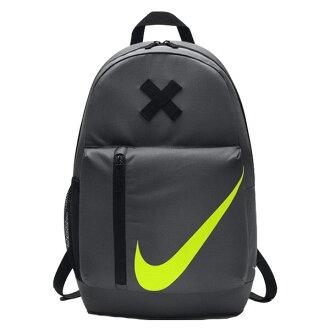 【EST S】Nike Elemental Backpack BA5405-021 後背包 灰 螢光綠 H1018