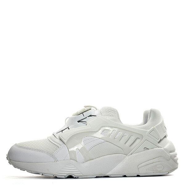 【EST S】Puma Disc Blaze Ct 362040-01 轉盤 慢跑鞋 男女鞋 全白 G1205