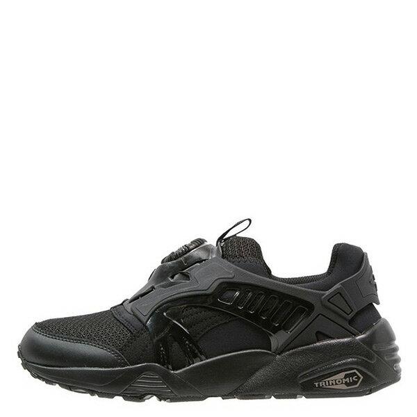 【EST S】Puma Disc Blaze Ct 362040-02 轉盤 慢跑鞋 男女鞋 全黑  G1205