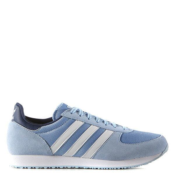 【EST S】Adidas Zx Racer S74984 慢跑鞋運動鞋 粉藍 G1026