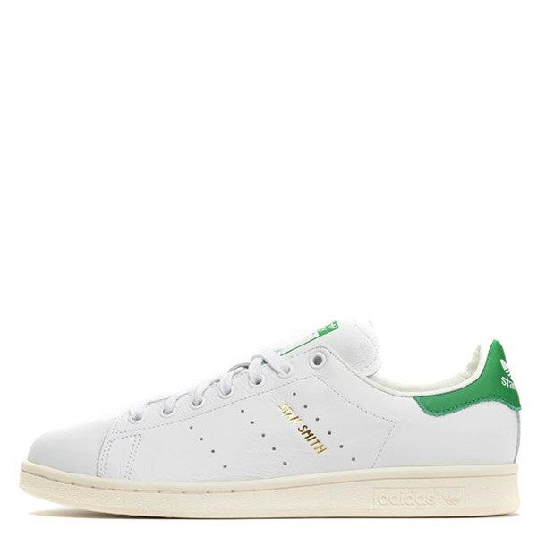【EST S】Adidas Stan Smith S75074 史密斯 老人頭奶油頭 金標白綠 G1026