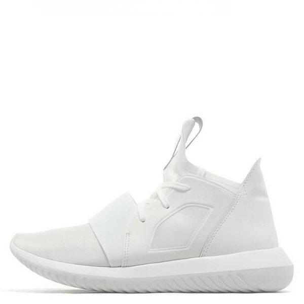 【EST S】Adidas Tubular Defiant Dfnt S75250 白武士忍者鞋 全白 G1026