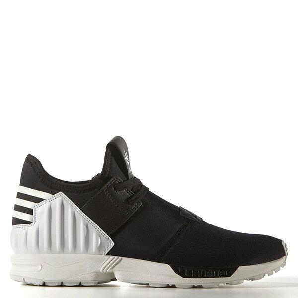 【EST S】Adidas Originals Zx Flux Plus S75932 網布 襪套 武士鞋 男女鞋 黑 G1018 0