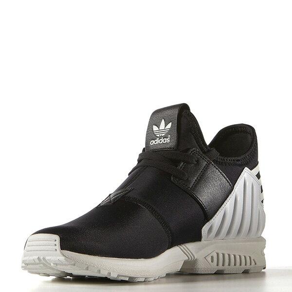 【EST S】Adidas Originals Zx Flux Plus S75932 網布 襪套 武士鞋 男女鞋 黑 G1018 3