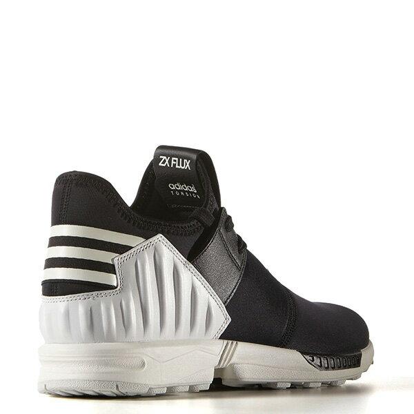 【EST S】Adidas Originals Zx Flux Plus S75932 網布 襪套 武士鞋 男女鞋 黑 G1018 4