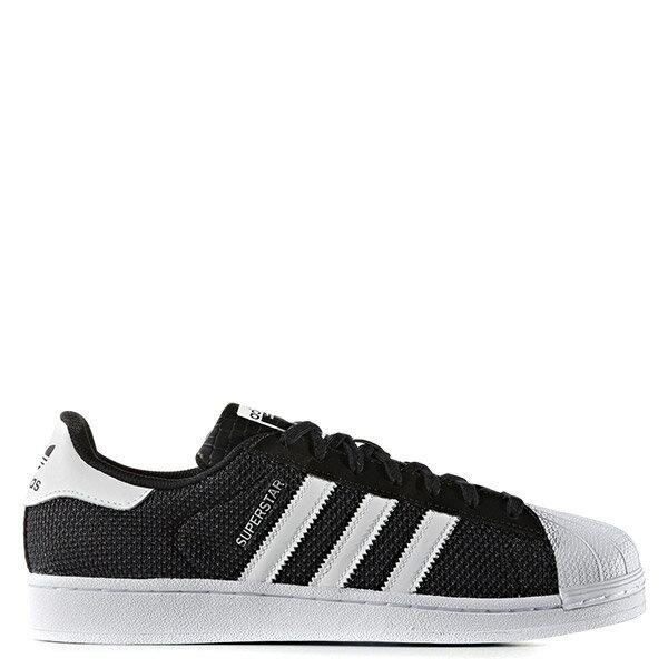 【EST S】Adidas Original Superstar S75963 透氣網布 男女鞋 黑白銀蛇 G1026