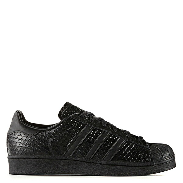 【EST S】Adidas Originals Superstar S76147 基本款 全黑 蛇紋 G1028