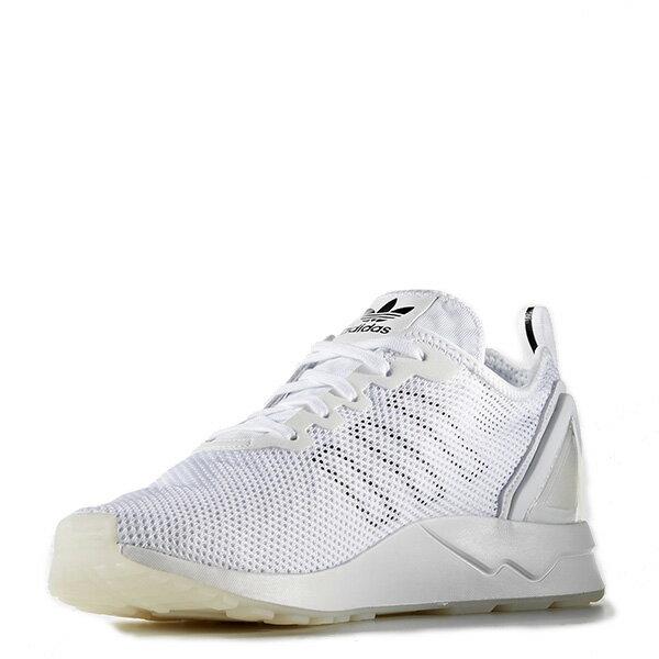 【EST S】Adidas Originals ZX Flux Adv Sl S76556 網布 無縫線 慢跑鞋 男女鞋 白 G1018 3