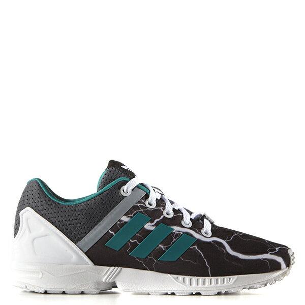 【EST S】Adidas Original ZX Flux Split S78734 休閒鞋 綠白 童鞋 G1028