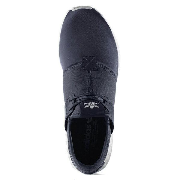 【EST S】Adidas Zx Flux Plus S79061 襪套 忍者鞋 慢跑鞋 男鞋 藍 G1018 2