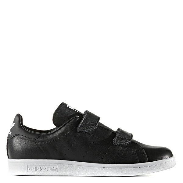 【EST S】Adidas Originals Stan Smith Cf 魔鬼氈 老人頭 全黑 G1028