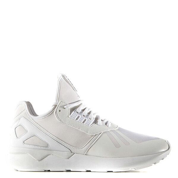 【EST S】Adidas Tubular Runner S83141 平民版 Y-3 武士鞋 全白 G1028