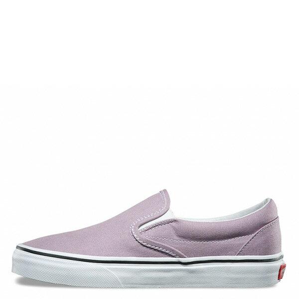 【EST S】Vans Classic Slip-On 72010835 帆布 經典 懶人鞋 粉紫 女鞋 H0809